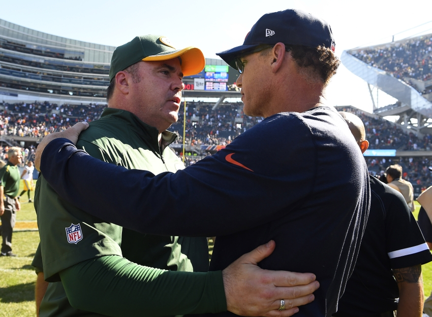 chicago bears vs green bay packers game preview