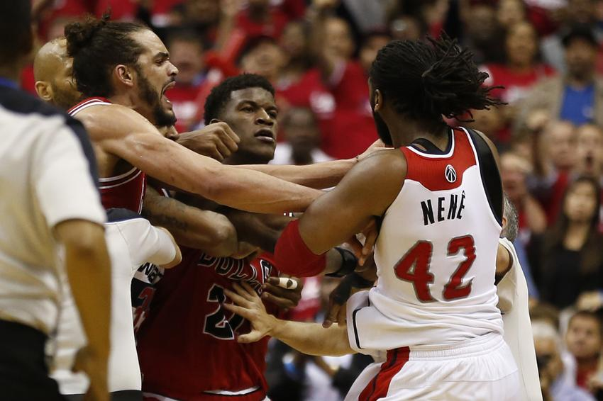 2014 nba playoffs nene suspended for game 4