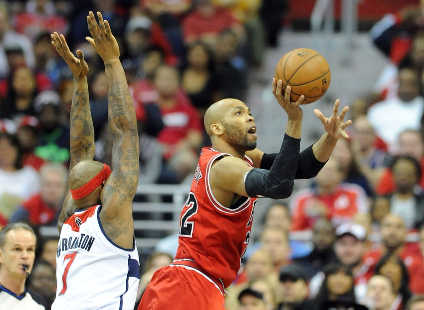 NBA Trade Rumors: Chicago Bulls Willing To Trade Taj Gibson