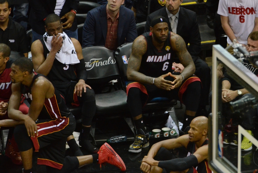 2e20ed881a0d NBA Free Agency Rumors  Could LeBron James Come To The Chicago Bulls