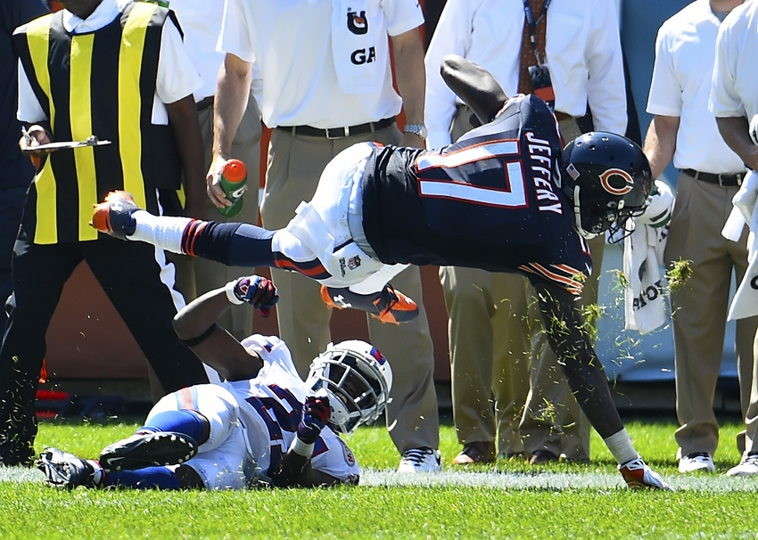 Chicago Bears vs. San Francisco 49ers  Injury Report af4ab9689