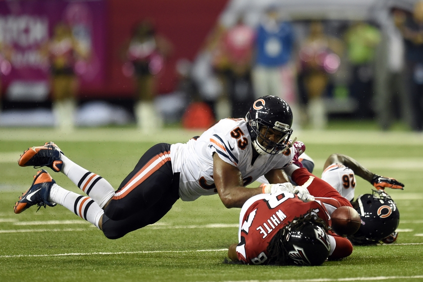 Mel Tucker  No Change Of Starters On Chicago Bears Defense aa981de37