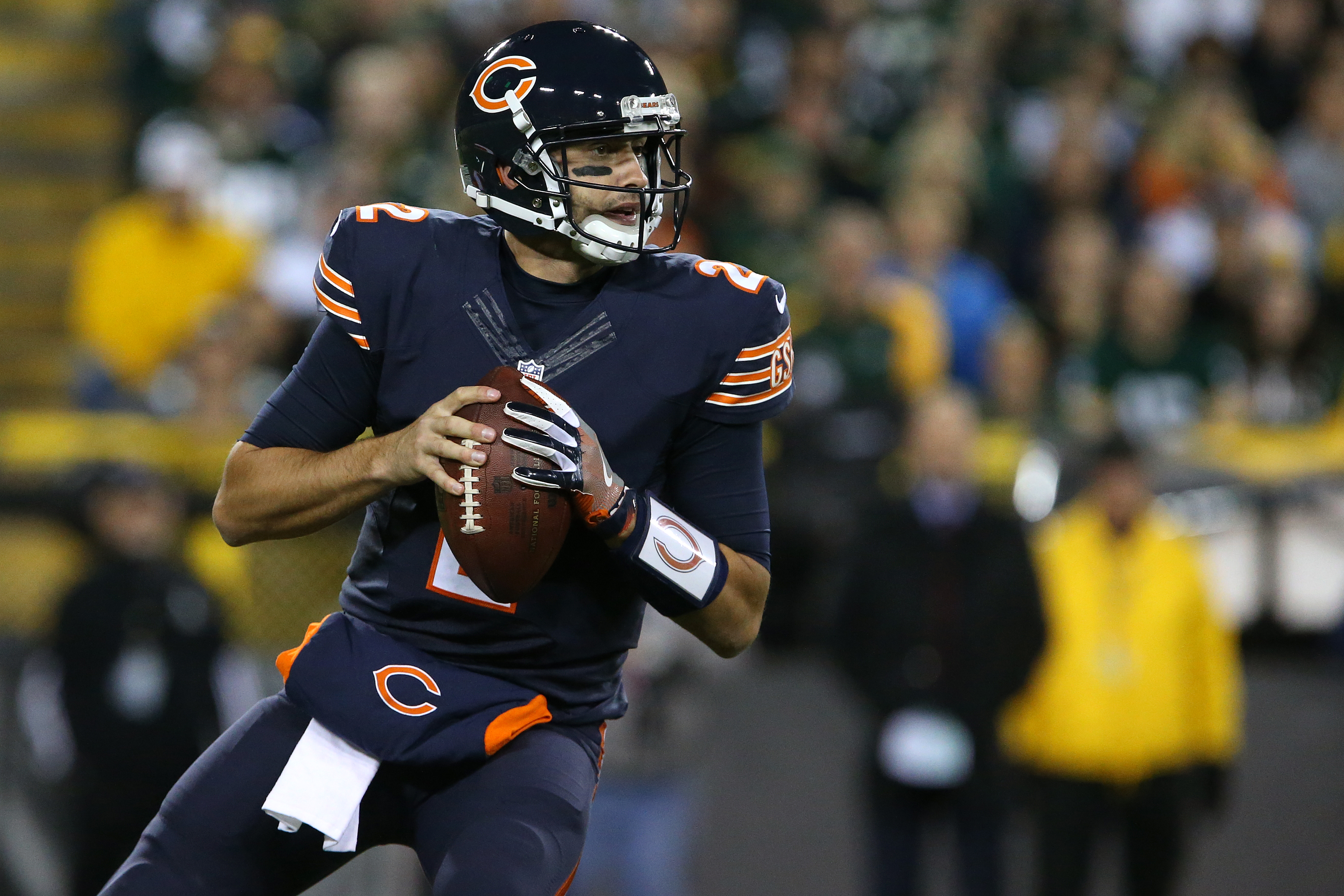 Chicago Bears: Why was Brian Hoyer not re-signed this off-season?