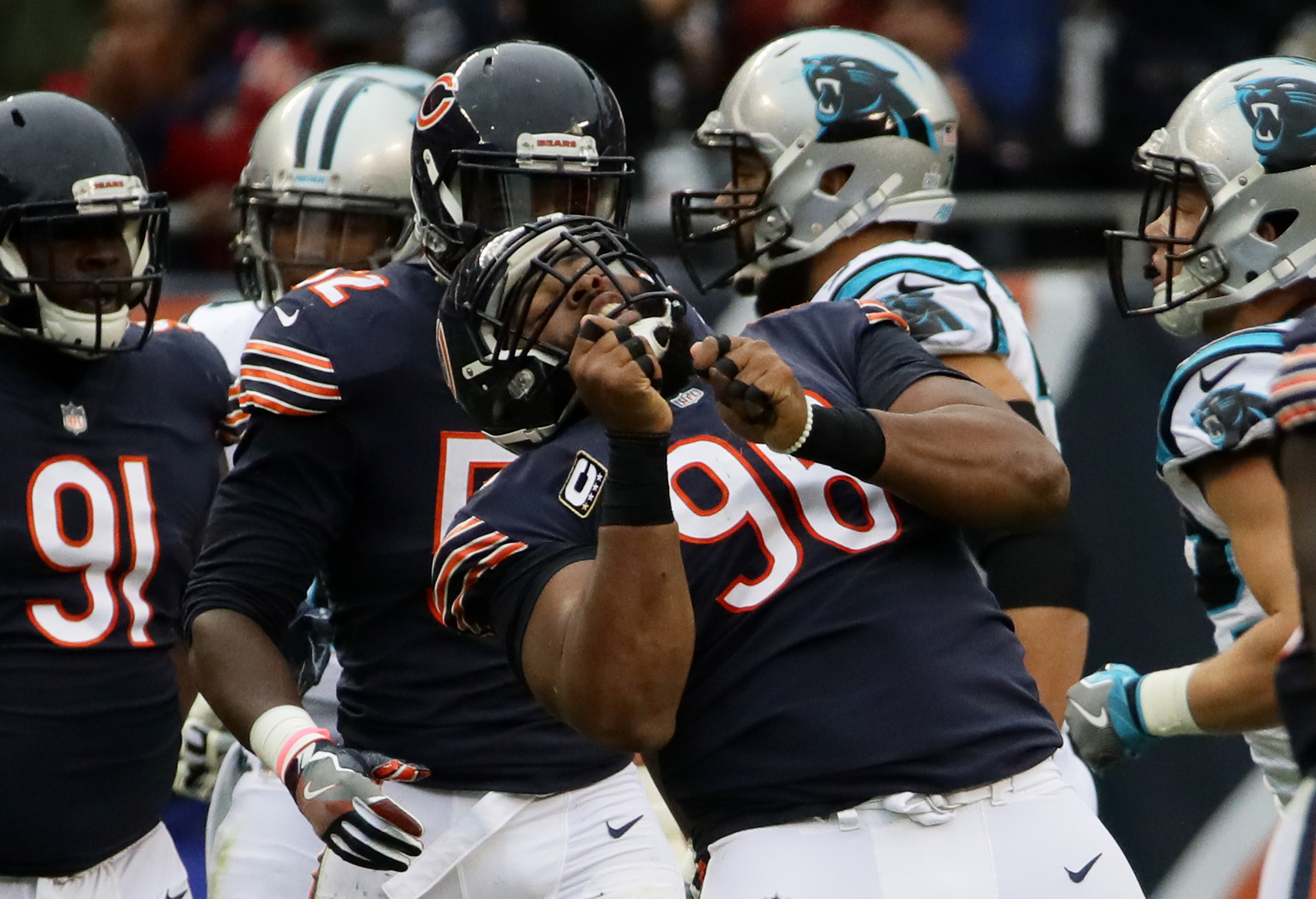 Chicago Bears at New Orleans Saints - 10/29/17 NFL Pick, Odds, and Prediction