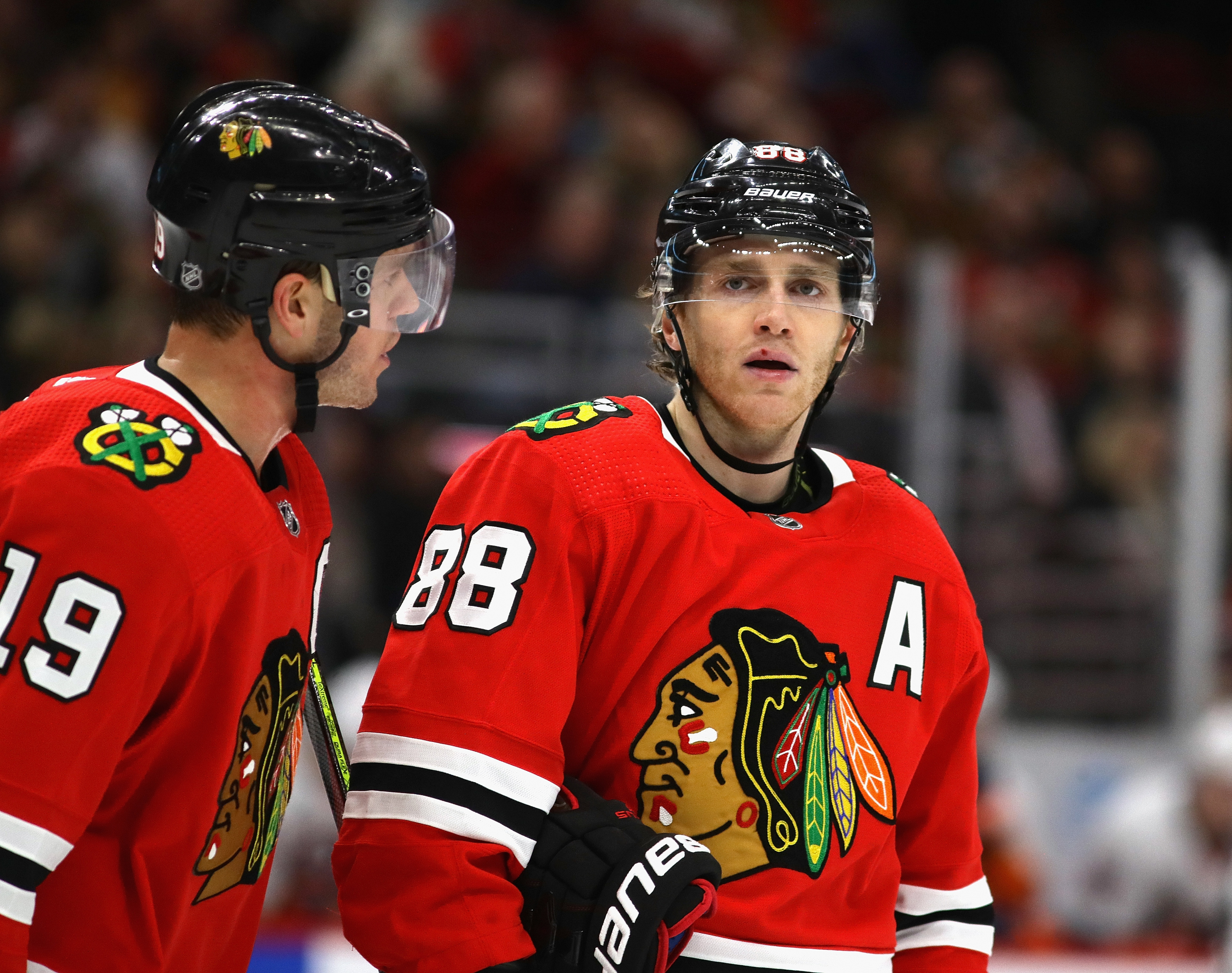 Chicago Blackhawks: Toews and Kane are not to blame
