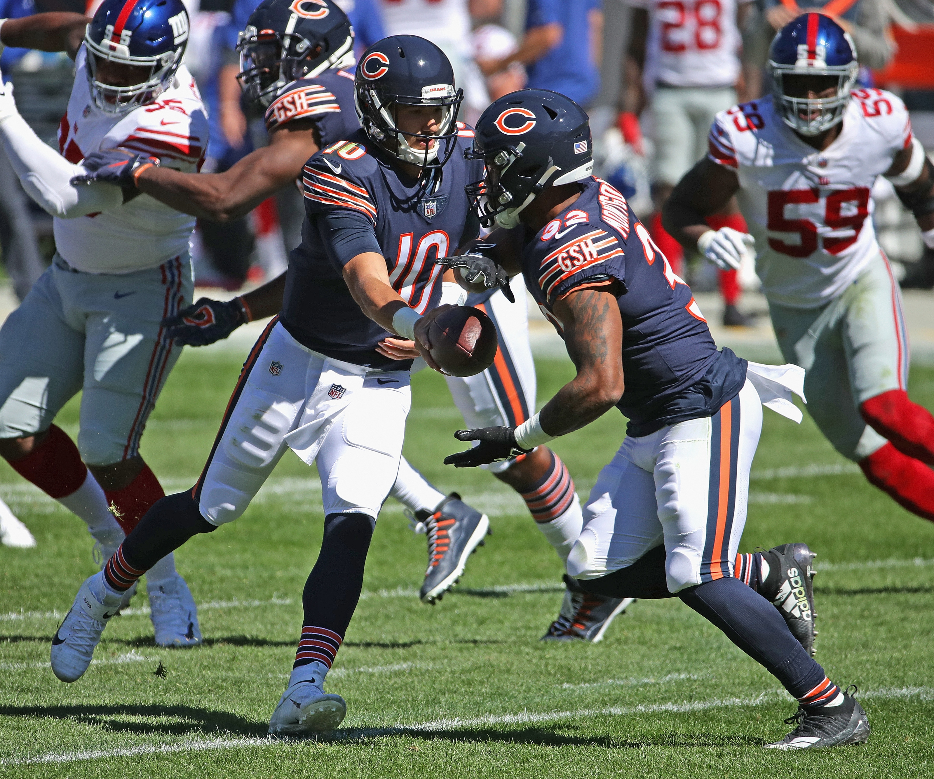 Bears Vs Falcons Big Test For Both Offense And Defense