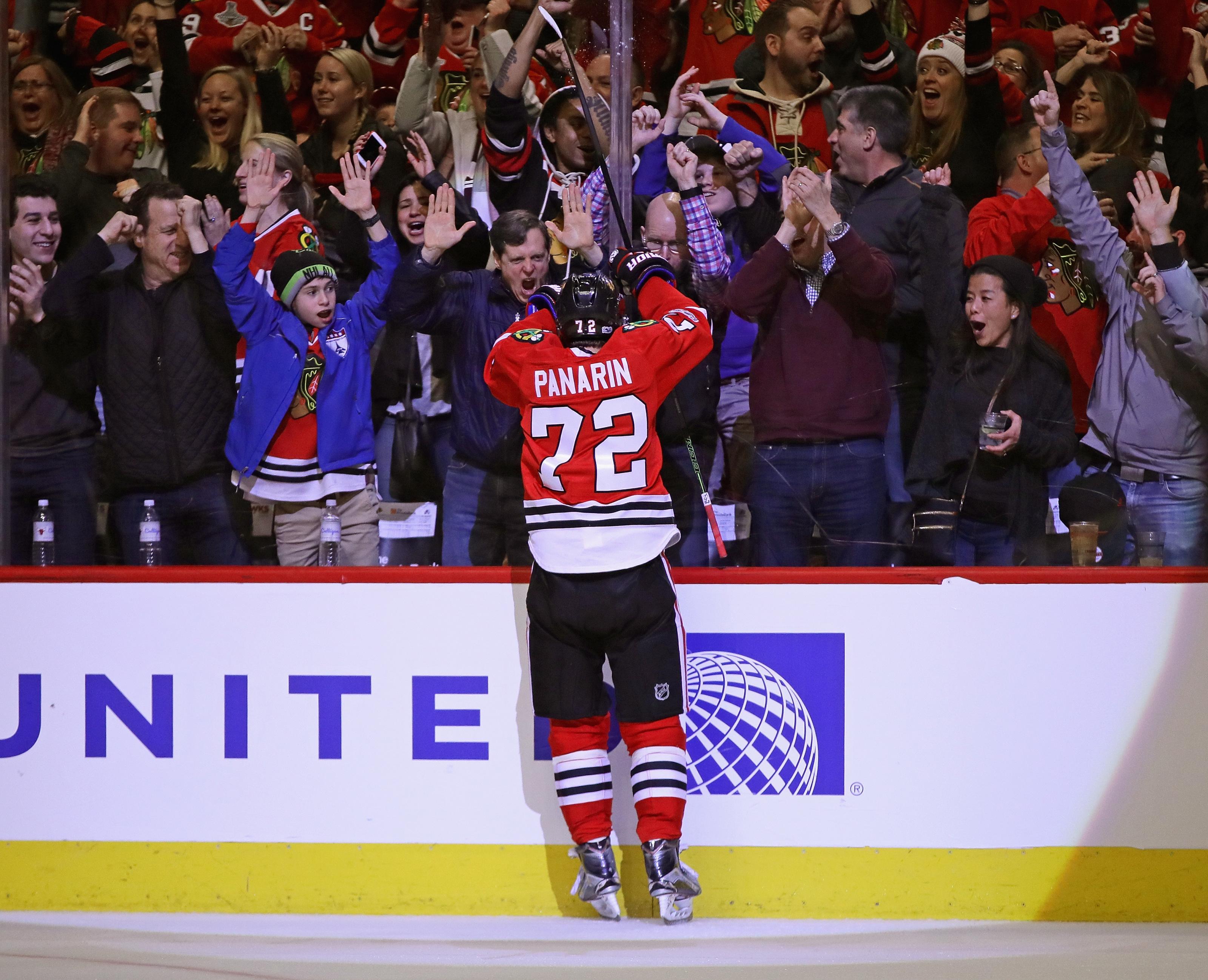 Chicago Blackhawks: Artemi Panarin returns to Chicago with NYR