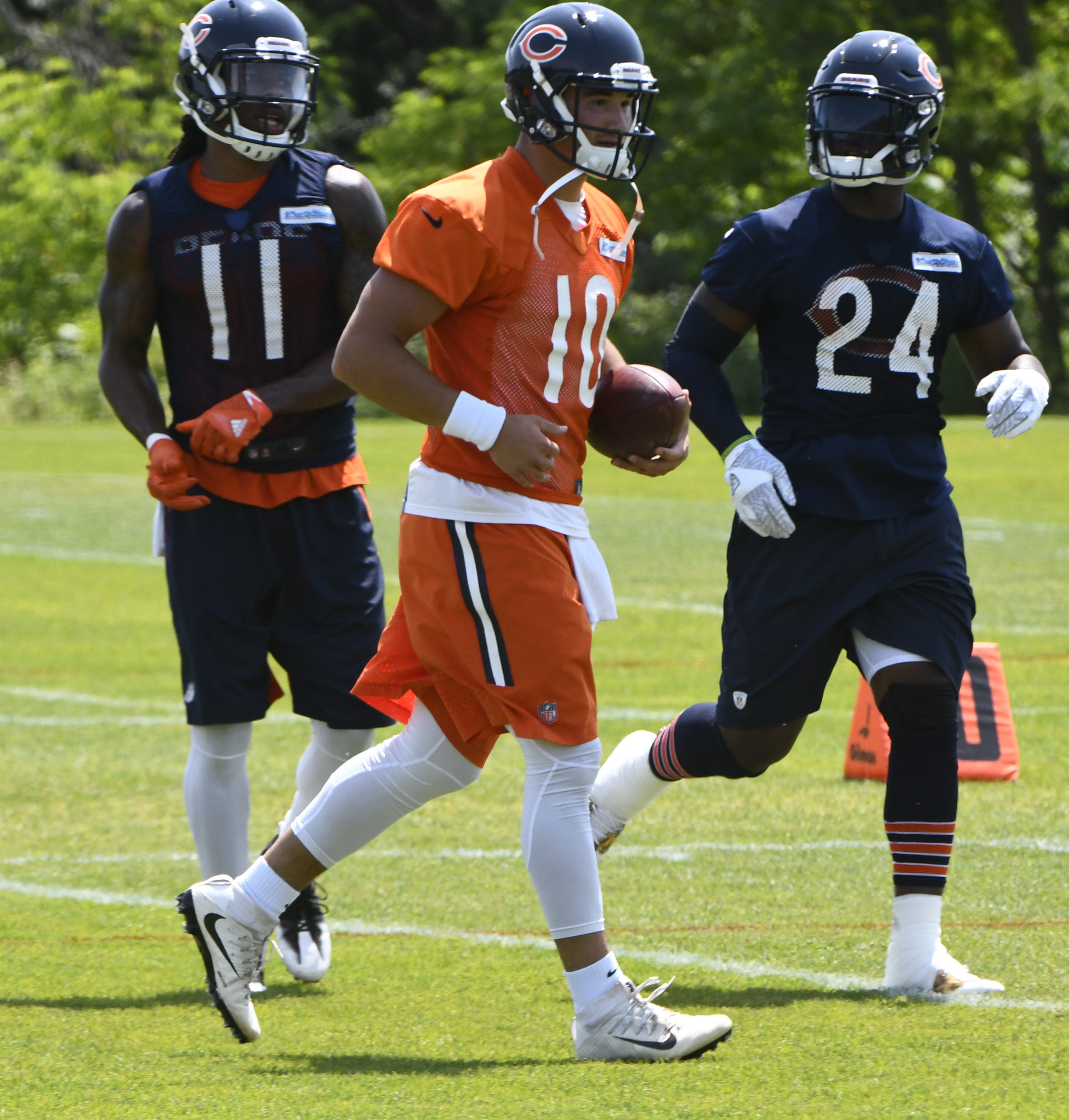 Chicago Bears Roster: Chicago Bears: Ranking The Most Important Players For The