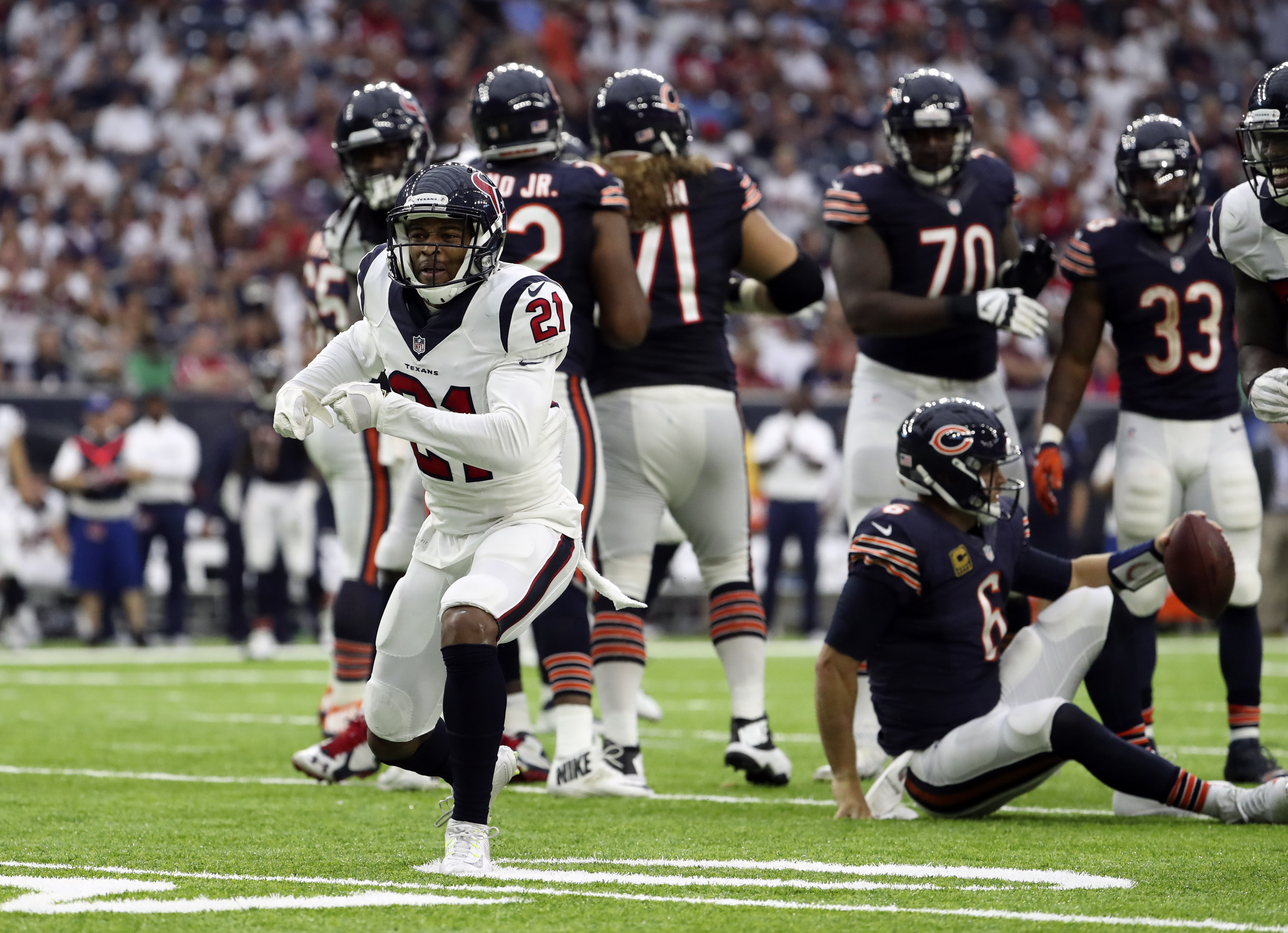 Chicago Bears plete Mock f Season Free Agency and 2017 NFL
